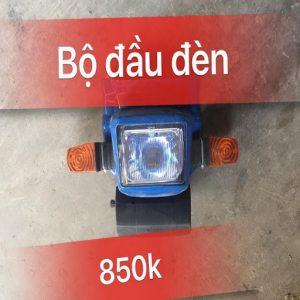 đèn Trước Xe 3 Gác