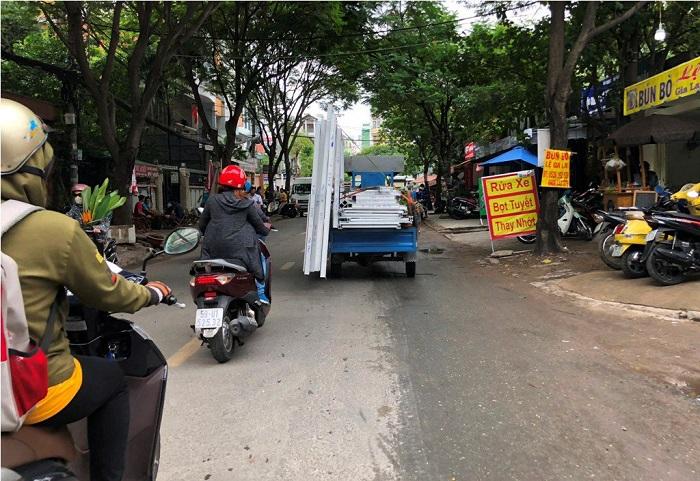 Vận Chuyển đồ đạc ở Trong Nội Thành Dễ Dàng