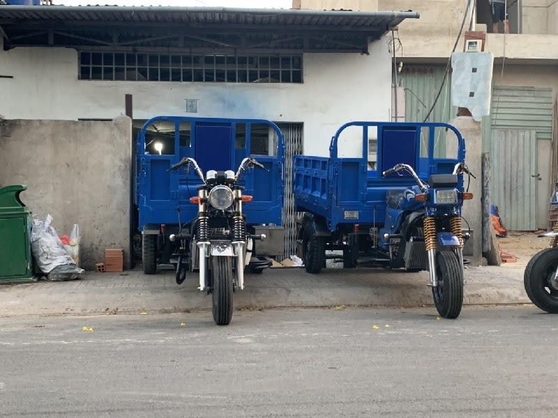 Nhà cung cấp xe ba gác ở Quảng Nam đạt tiêu chuẩn chất lượng, giá hời.