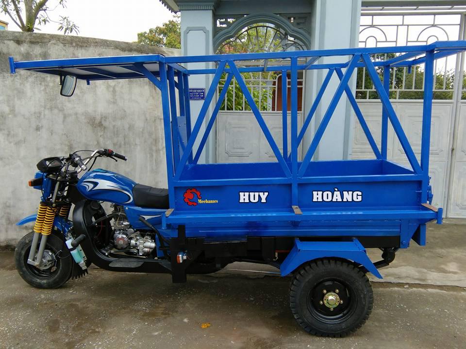 Xe ba gác tại Phú Thọ và địa chỉ mua xe chất lượng cao, uy tín