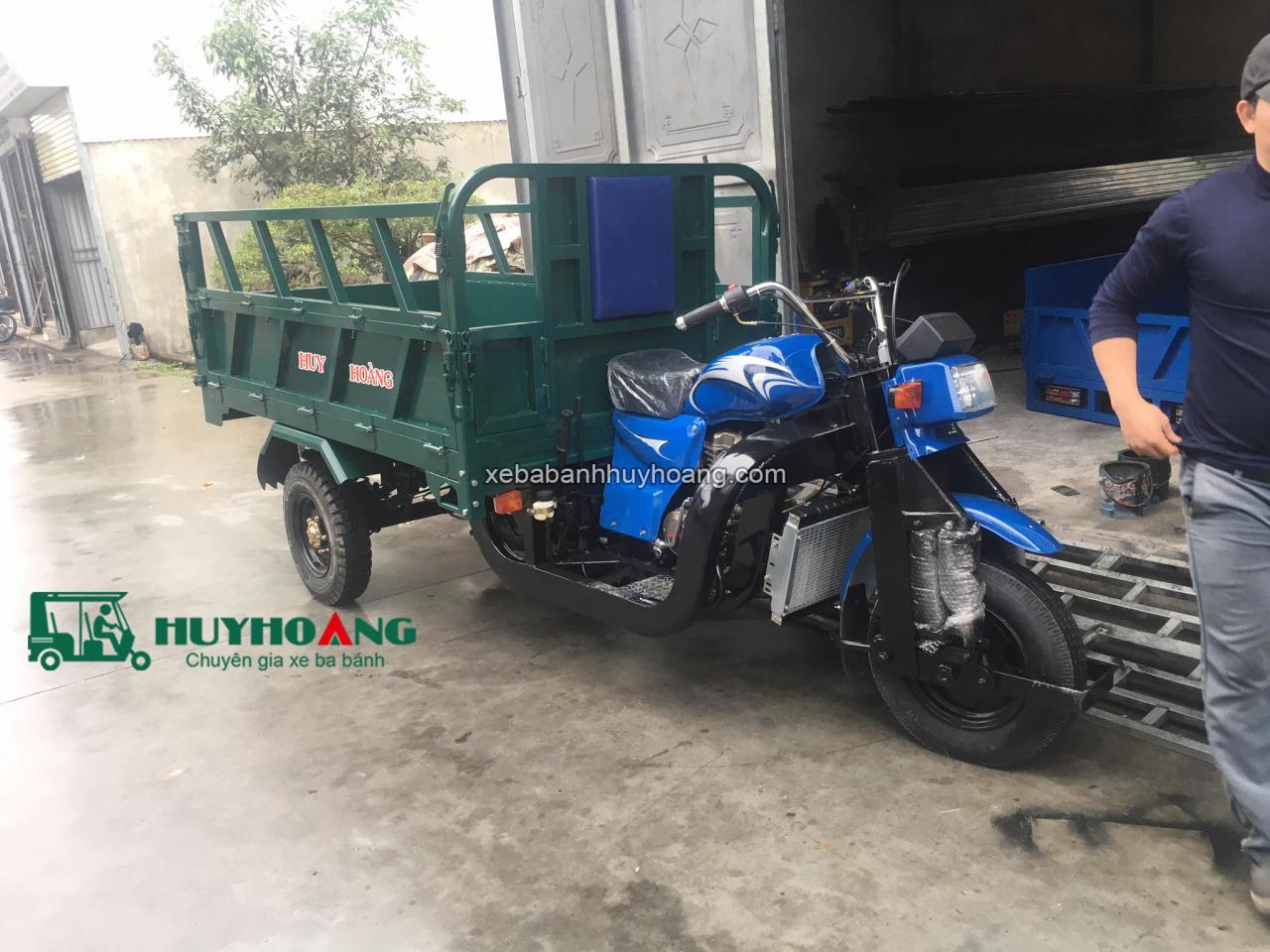 Xe ba gác tại Tiền Giang và kinh nghiệm xương máu khi mua xe.